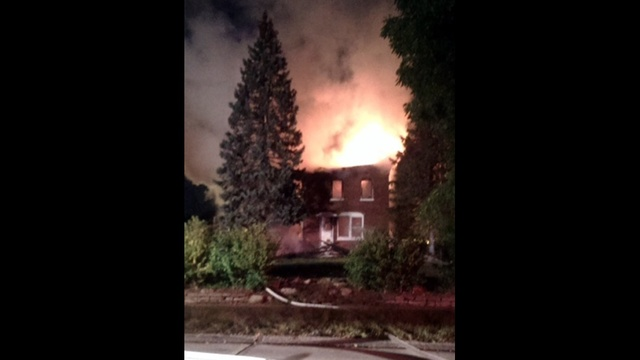 Dearborn Heights fire