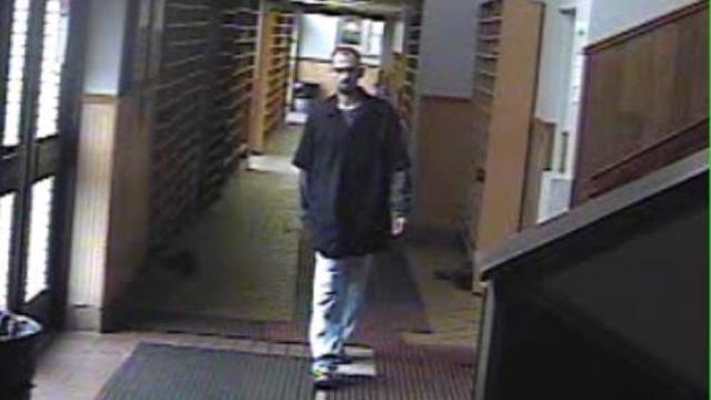 Dearborn mosque theft suspect 1