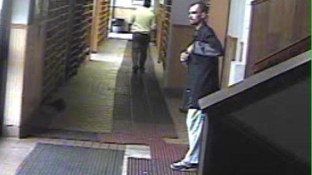 Dearborn mosque theft suspect 4