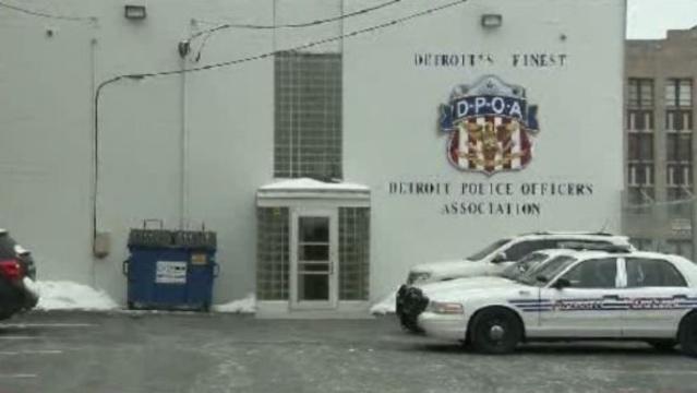 Detroit Police Officers Association building