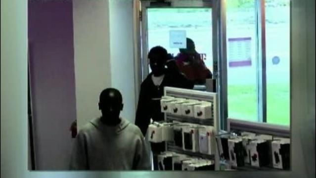 Detroit area T Mobiel robbery 1