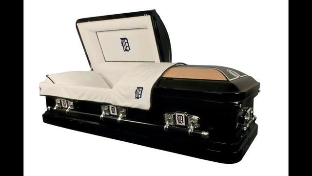 Detroit casket