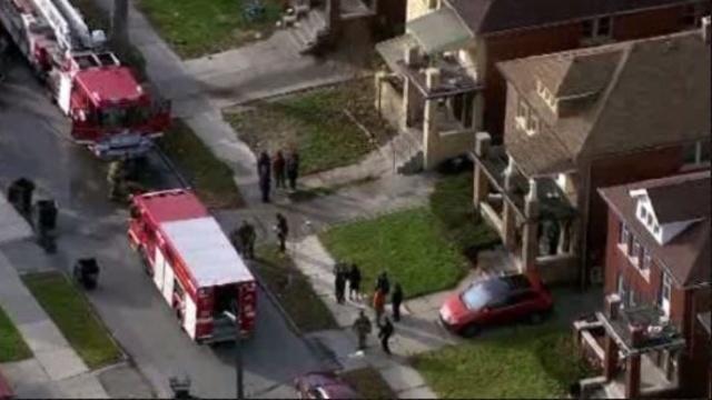 Detroit house fire 2