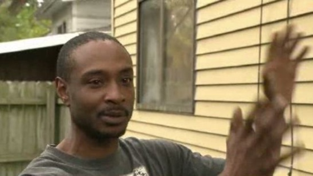 Dupree Smith -- Ferndale homeowner shoots at intuder