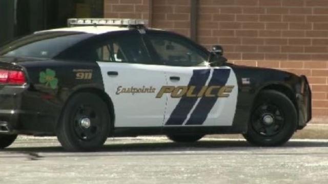 Eastpointe police car