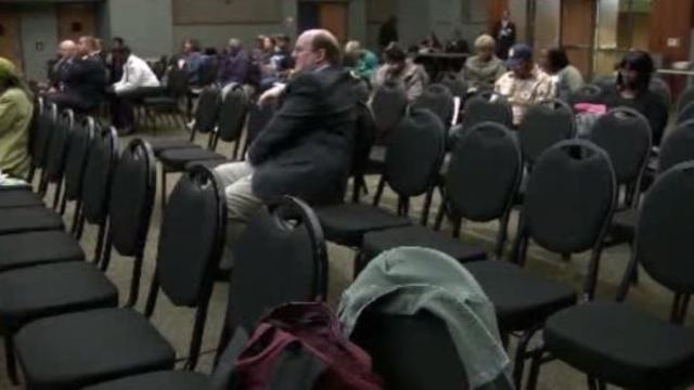 Empty Detroit meeting 2