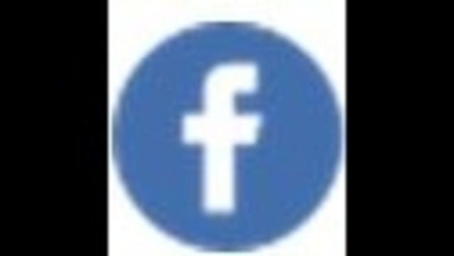 Facebook circle button