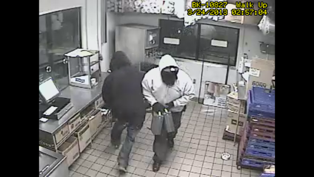 Fast food robbers 2