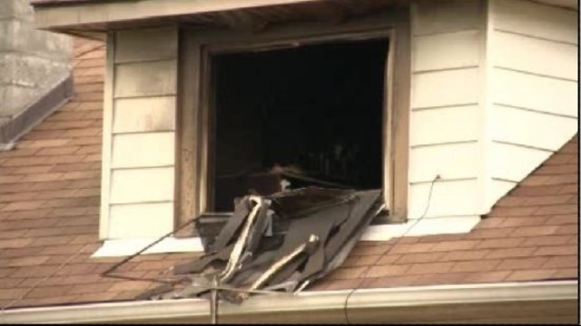 Fatal house fire in Ecorse