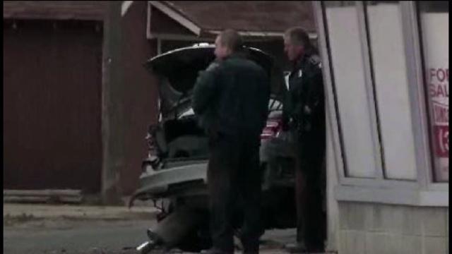 Ford Taurus suspect