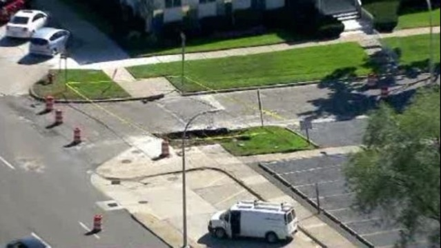 Gas leak Royal Oak 1