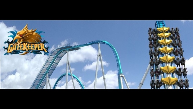 Gatekeeper ride