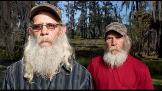 Glenn and Mitchell Guist — Swamp People — History