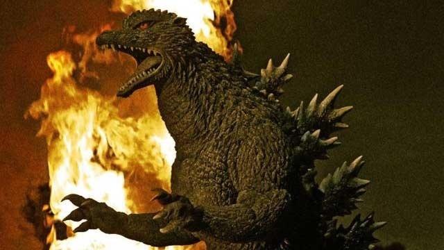 Godzilla, monster movie