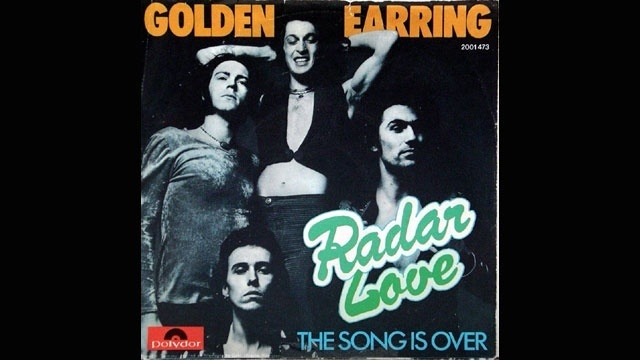 Golden Earring Radar Love album cover