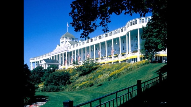 Grand Hotel in Mackinac