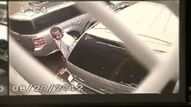 Grand River car thief Detroit 1