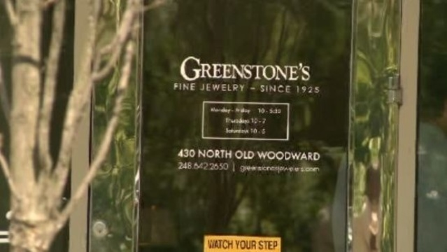 Greenstones Jewelry Birmingham Michigan