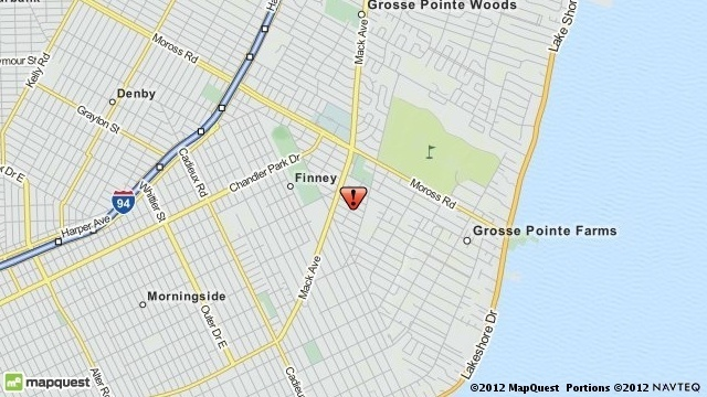 Grosse Pointe Farms garage robbery