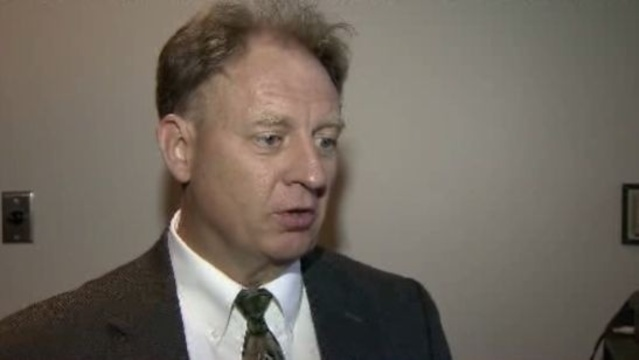 Grosse Pointe Shores Mayor Pro Tem Dan Schulte