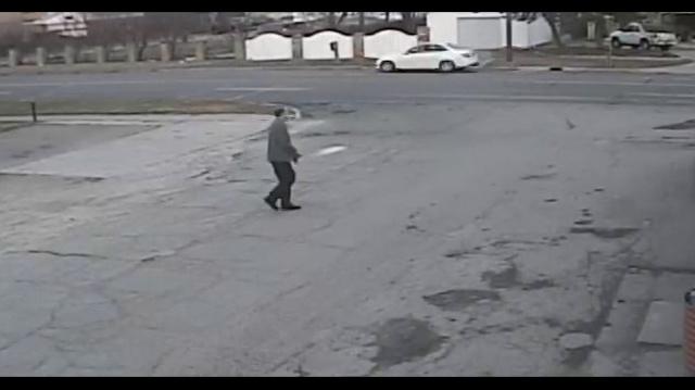 Harrison Township liquor robber
