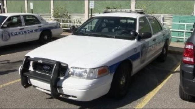 Hazel Park police car