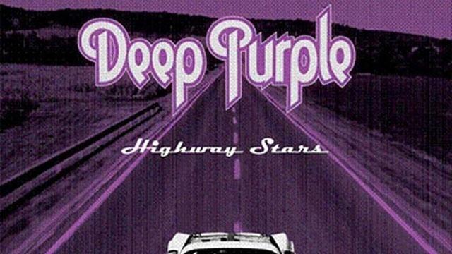Highway Star Deep Purple album cover