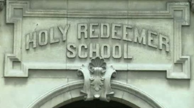 Holy Redeemer school Detroit