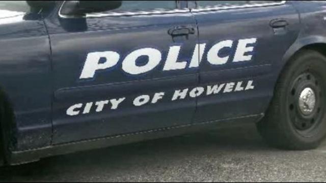 Howell police car