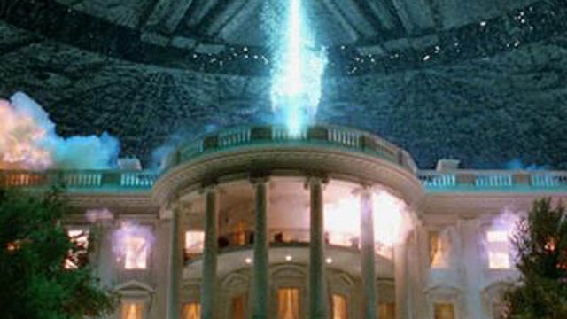 Independence Day, White House