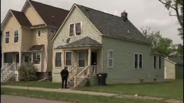 Leach Street home invasion Detroit