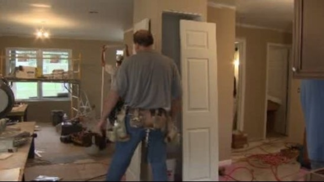 Life Remodeled builds home for Brad Goddard Farmington Hills 2