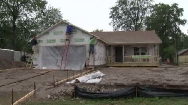 Life Remodeled builds home for Brad Goddard Farmington Hills
