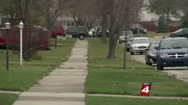Madison Heights home invasions