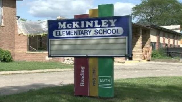 McKinley Elmentary Warren 2