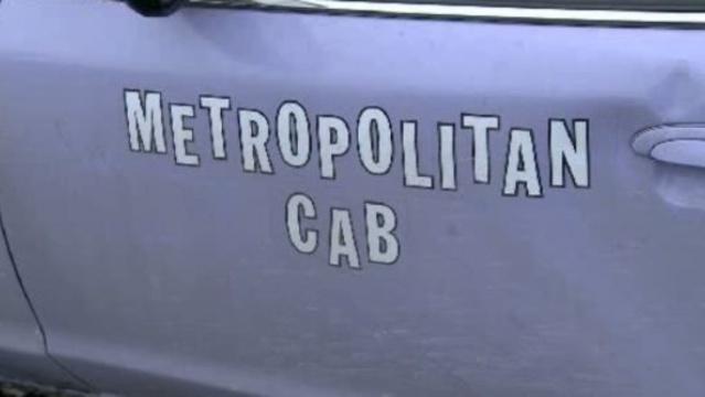 Metropolitan Cab Company car Detroit