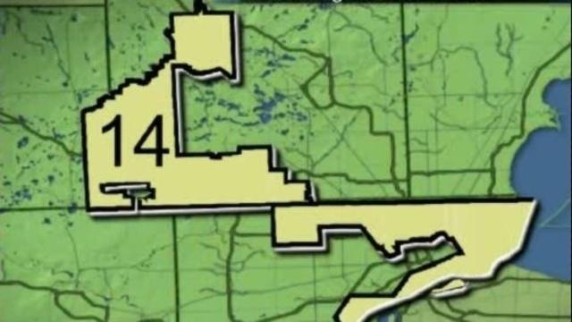 Michigan 14th Congressional District