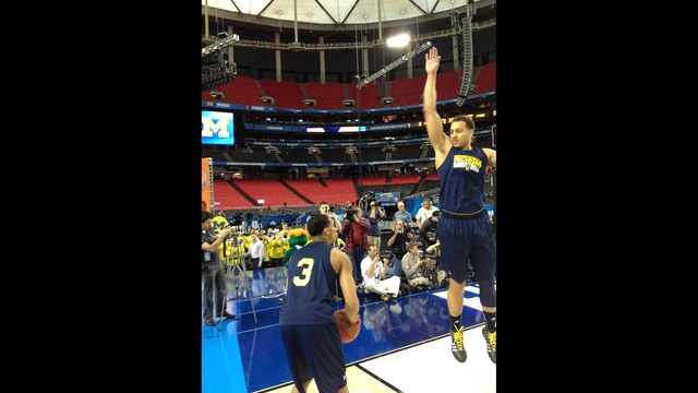 Michigan-player-on-court