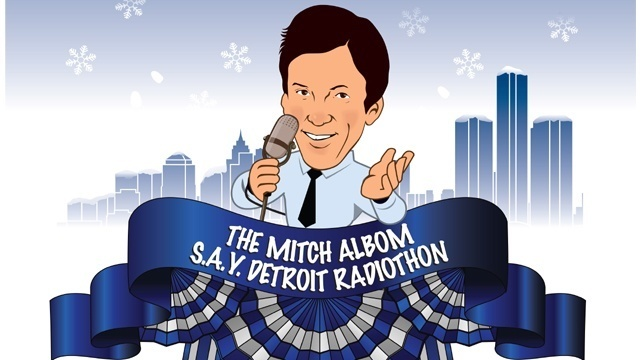 Mitch-radiothon