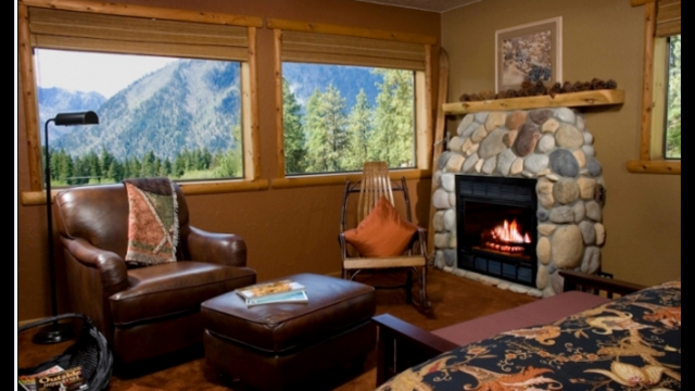 Mountain Home Lodge, Leavenworth, Washington
