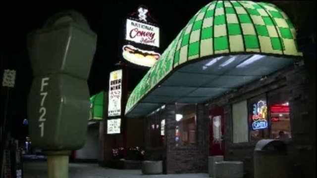 National Coney Island robbed Detroit