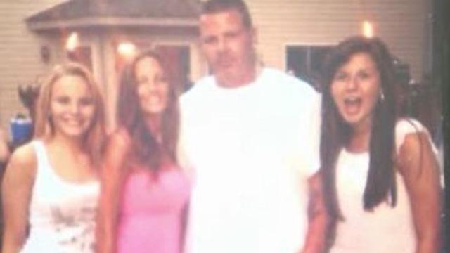 Nick Burchett with family