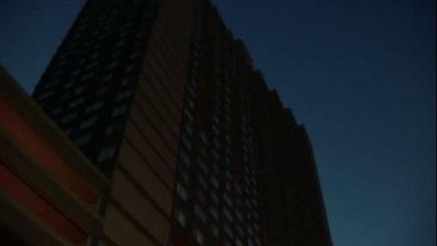 No power Detroit Millender Center