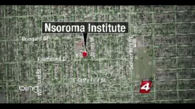 Nsoroma Institute map Detroit