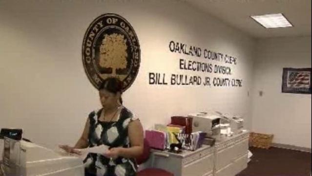 Oakland County Clerk's Office