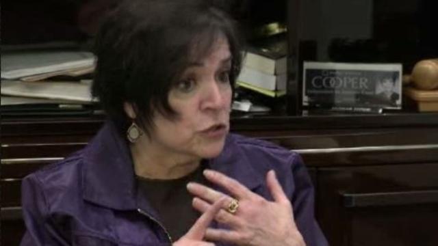 Oakland County Prosecutor Jessica Cooper