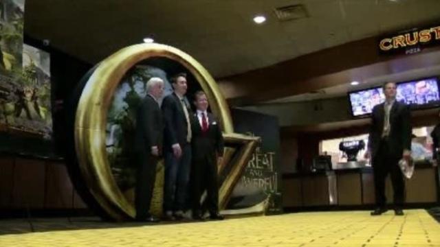 Oz Michigan premiere