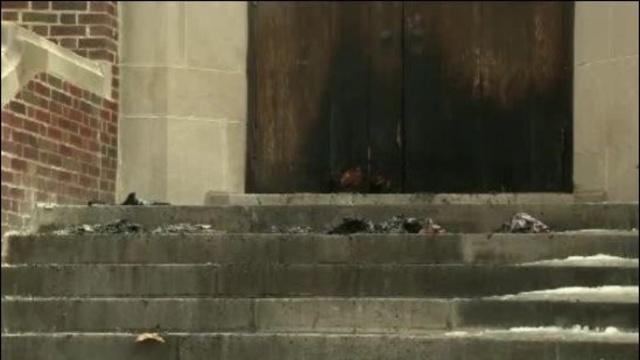 PIME Missionaires firebombed Detroit 1