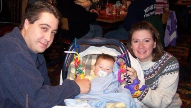 Patrick Keough abd family 2
