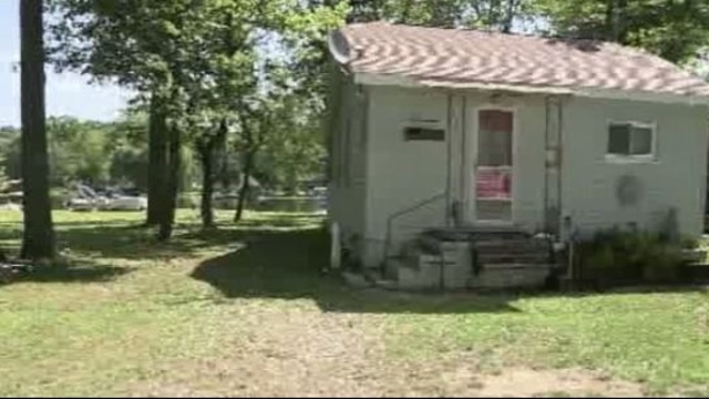 Pinckney cottage where man was found in bed
